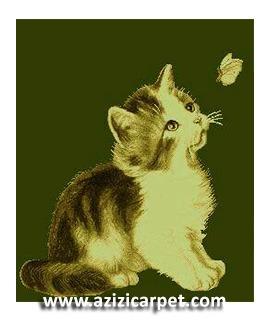 نخ و نقشه گربه
