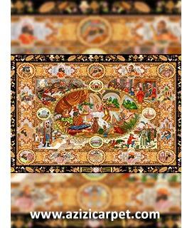 نخ و نقشه تاریخ ایران
