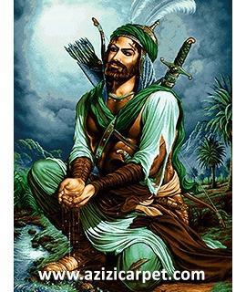 نخ و نقشه حضرت ابولفضل