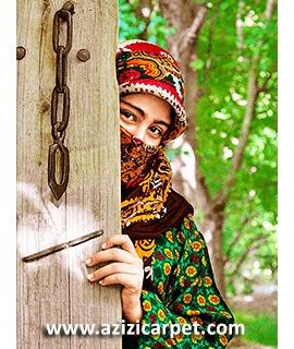 نخ و نقشه دختر ایرانی