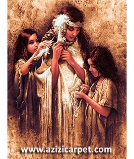 نخ و نقشه سه خواهر